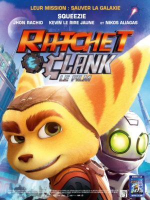 Affiche du film Ratchet et Clank
