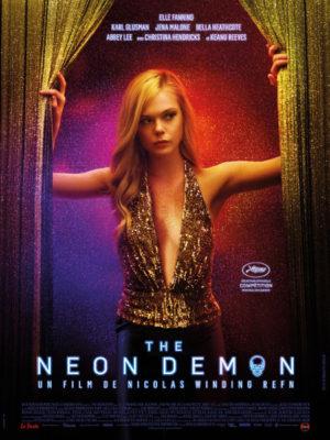 Affiche du film The neon demon