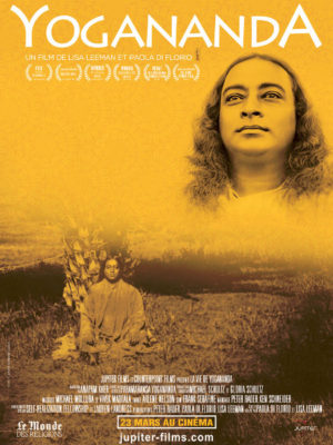 Affiche du film Yogananda