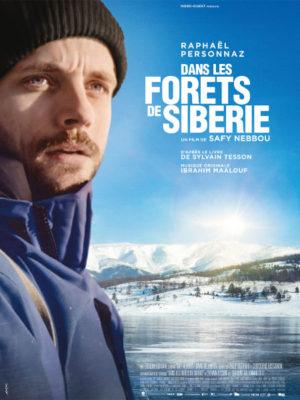 Affiche du film Dans les forêts de Sibérie