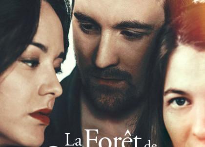 Affiche du film La forêt de Quinconces