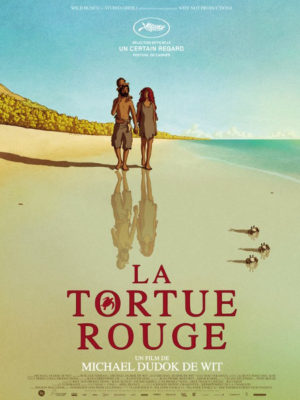 Affiche du film La tortue rouge
