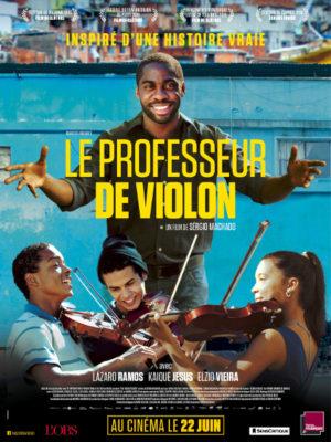 Affiche du film Le professeur de violon