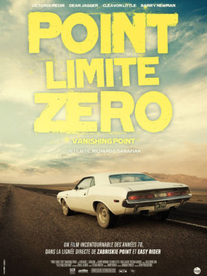 Affiche du film Point limite zéro