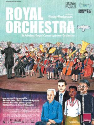 Affiche du film Royal orchestra