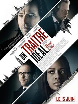 Affiche du film Un traître idéal