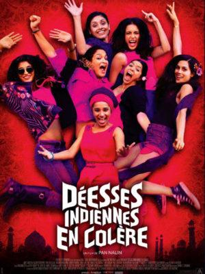 Affiche du film Déesses indiennes en colère