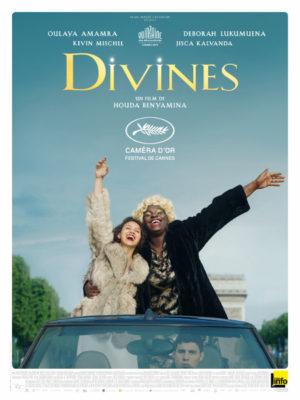 Affiche du film Divines