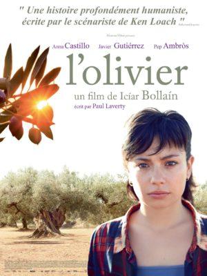 Affiche du film L'olivier