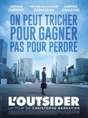 Affiche du film L'outsider