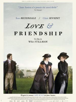 Affiche du film Love and friendship