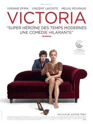 Affiche du film Victoria