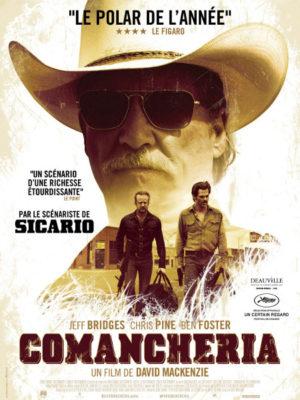 Affiche du film Comancheria