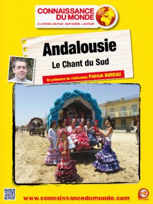 Affiche du film : Connaissance du monde : Andalousie, le chant du sud