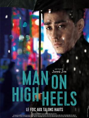 Affiche du film Man on high heels