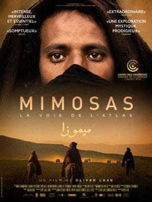 Affiche du film Mimosas, la voie de l'Atlas