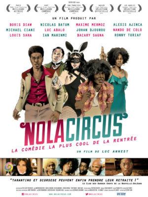 Affiche du film Nola Circus