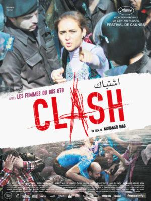 Affiche du film Clash