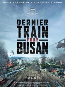 Affiche du film Dernier train pour Busan