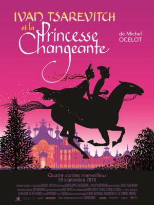 Affiche du film Ivan Tsarevitch et la princesse changeante