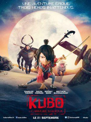 Affiche du film Kubo et l'armure magique