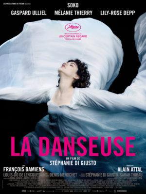 Affiche du film La danseuse