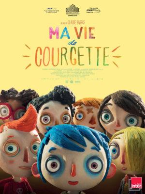 Affiche du film Ma vie de Courgette