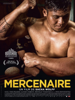 Affiche du film Mercenaire
