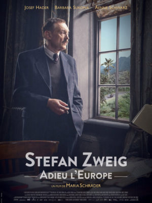 Affiche du film Stefan Zweig, Adieu l'Europe