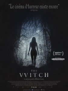 Affiche du film The witch