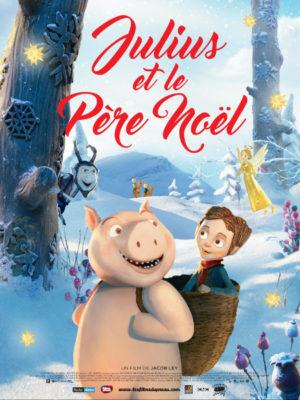 Affiche du film Julius et le Père Noël