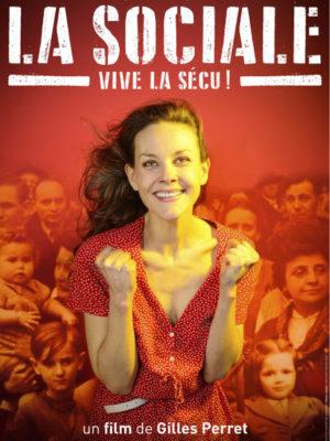 Affiche du film La Sociale