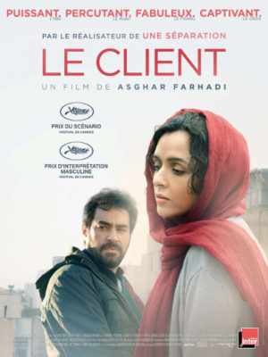 Affiche du film Le client