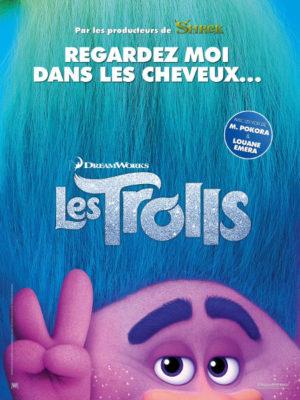 Affiche du film Les trolls