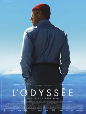Affiche du film L'odyssée