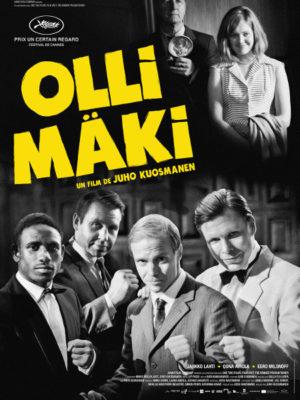 Affiche du film Olli Mäki