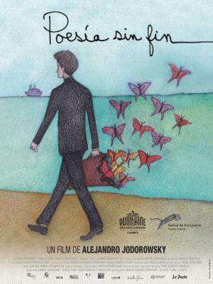Affiche du film Poésie sans fin