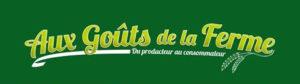 Logo Aux goûts de la ferme
