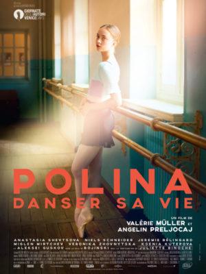 Affiche du film Polina, danser sa vie