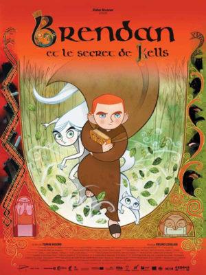 Affiche du film Brendan et le secret de Kells