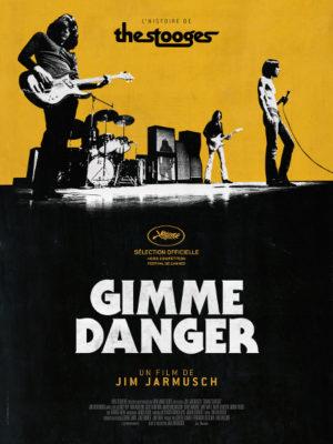 Affiche du film Gimme Danger