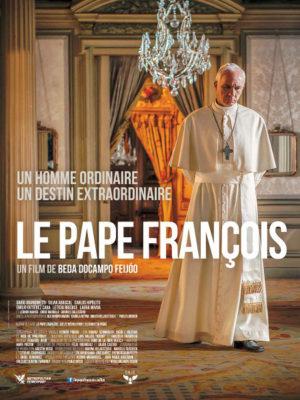 Affiche du film Le Pape François