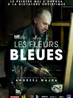 Affiche du film Les fleurs bleues