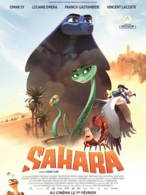 Affiche du film Sahara