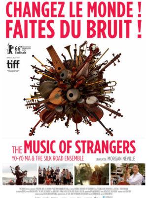 Affiche du film The music of strangers
