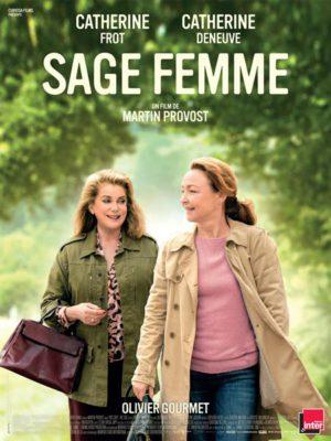 Affiche du film Sage femme