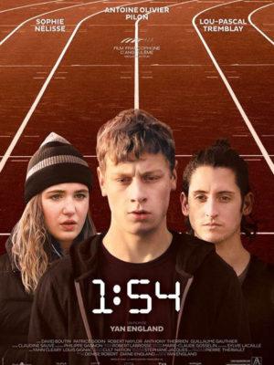 Affiche du film 1:54
