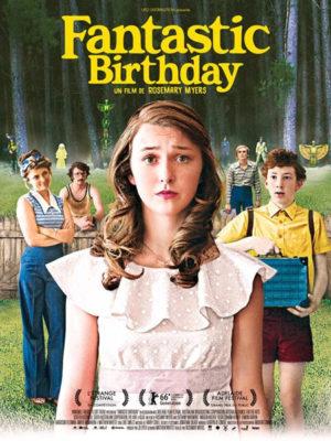 Affiche du film Fantastic birthday