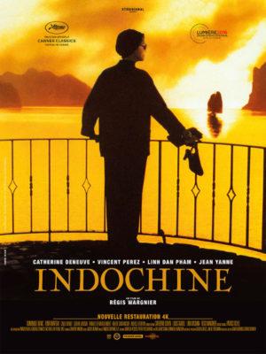 Affiche du film Indochine