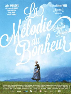 Affiche du film La mélodie du bonheur